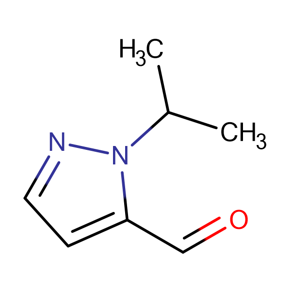 1-Isopropyl-1H-pyrazole-5-carbaldehyde