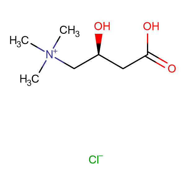 (S)-3-Carboxy-2-hydroxy-N,N,N-trimethylpropan-1-aminium chloride