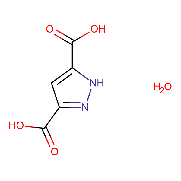 1H-Pyrazole-3,5-dicarboxylic acid hydrate