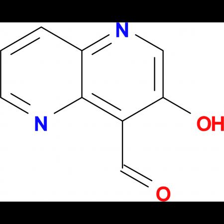 3-Hydroxy-1,5-naphthyridine-4-carbaldehyde
