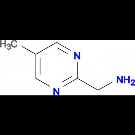 (5-Methylpyrimidin-2-yl)methanamine