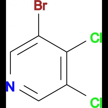3-Bromo-4,5-dichloropyridine