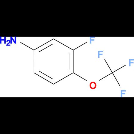 3-Fluoro-4-(trifluoromethoxy)aniline