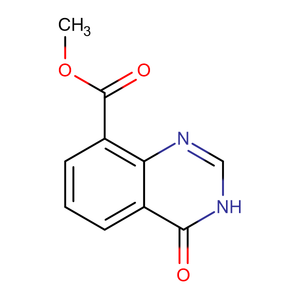 Methyl 4-oxo-3,4-dihydroquinazoline-8-carboxylate