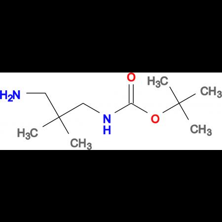 tert-Butyl (3-amino-2,2-dimethylpropyl)carbamate