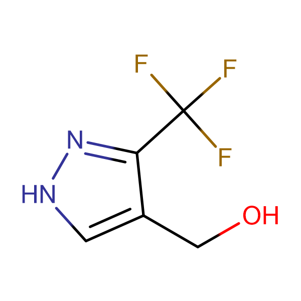 (3-Trifluoromethyl-1H-pyrazol-4-yl)methanol