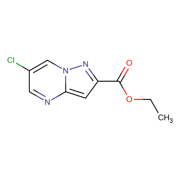 Ethyl 6-chloropyrazolo[1,5-a]pyrimidine-2-carboxylate