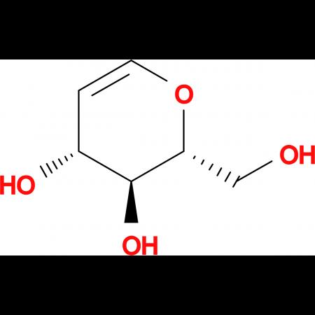 (2R,3S,4R)-2-(Hydroxymethyl)-3,4-dihydro-2H-pyran-3,4-diol