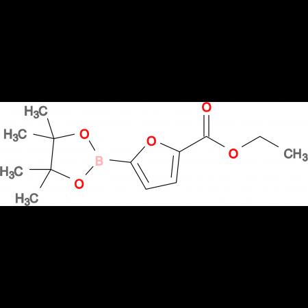 Ethyl 5-(4,4,5,5-tetramethyl-1,3,2-dioxaborolan-2-yl)furan-2-carboxylate
