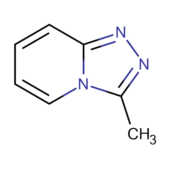 3-Methyl-[1,2,4]triazolo[4,3-a]pyridine