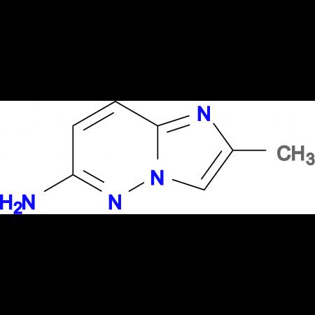 2-Methylimidazo[1,2-b]pyridazin-6-amine