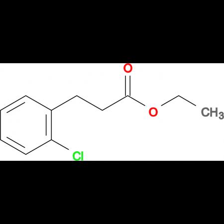 Ethyl 3-(2-chlorophenyl)propanoate