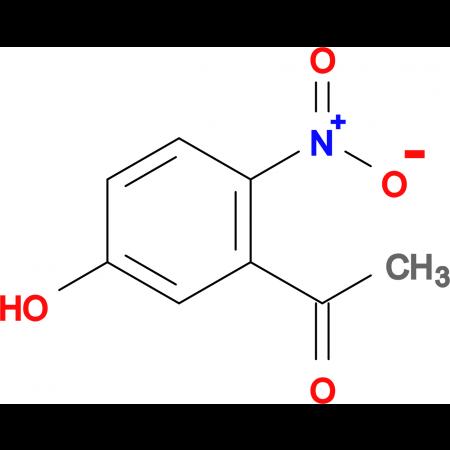 1-(5-Hydroxy-2-nitrophenyl)ethanone