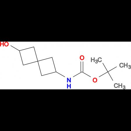 tert-Butyl (6-hydroxyspiro[3.3]heptan-2-yl)carbamate
