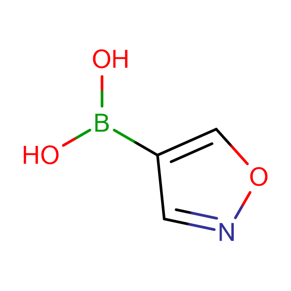Isoxazole-4-boronic acid