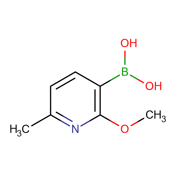 (2-Methoxy-6-methylpyridin-3-yl)boronic acid
