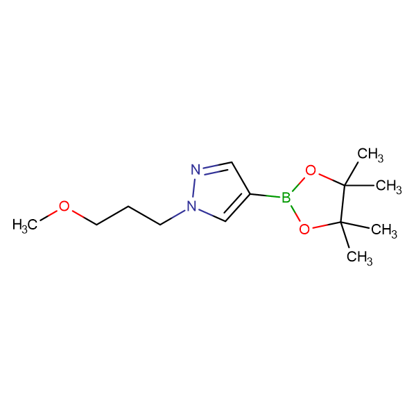1-(3-Methoxypropyl)-4-(4,4,5,5-tetramethyl-1,3,2-dioxaborolan-2-yl)-1H-pyrazole