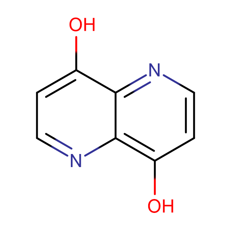 1,5-Naphthyridine-4,8-diol