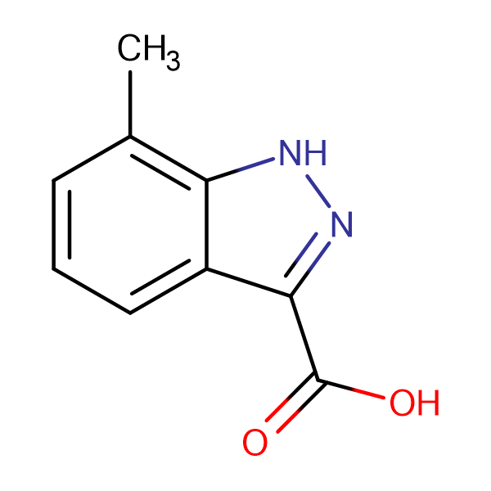 7-Methyl-1H-indazole-3-carboxylic acid