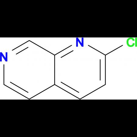 2-Chloro-1,7-naphthyridine