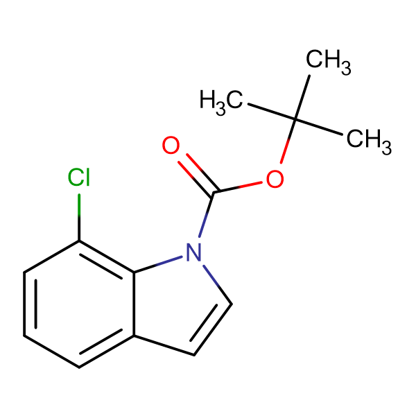 tert-Butyl 7-chloro-1H-indole-1-carboxylate