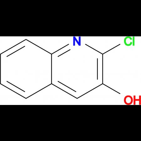 2-Chloroquinolin-3-ol