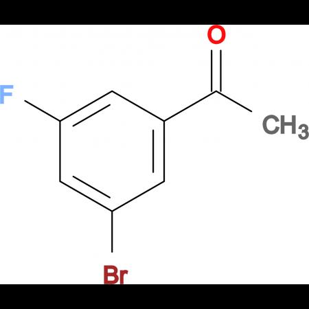 1-(3-Bromo-5-fluorophenyl)ethanone