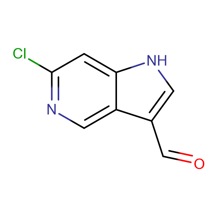 6-Chloro-1H-pyrrolo[3,2-c]pyridine-3-carbaldehyde