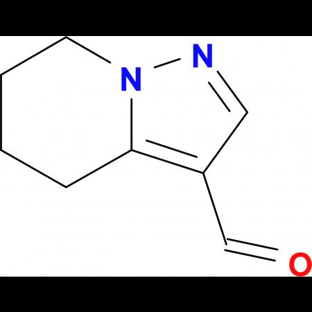 4,5,6,7-Tetrahydropyrazolo[1,5-a]pyridine-3-carboxaldehyde