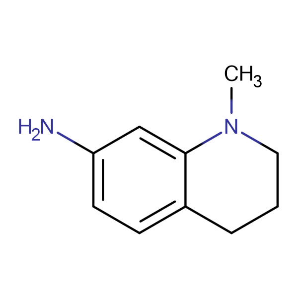 1-Methyl-1,2,3,4-tetrahydroquinolin-7-amine