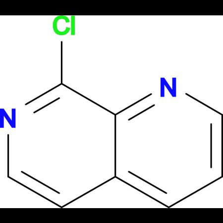 8-Chloro-1,7-naphthyridine