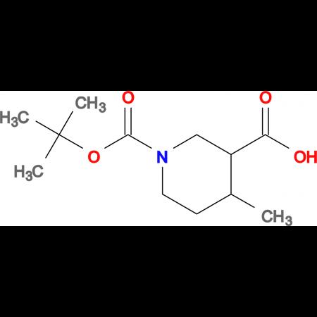 1-(tert-Butoxycarbonyl)-4-methylpiperidine-3-carboxylic acid