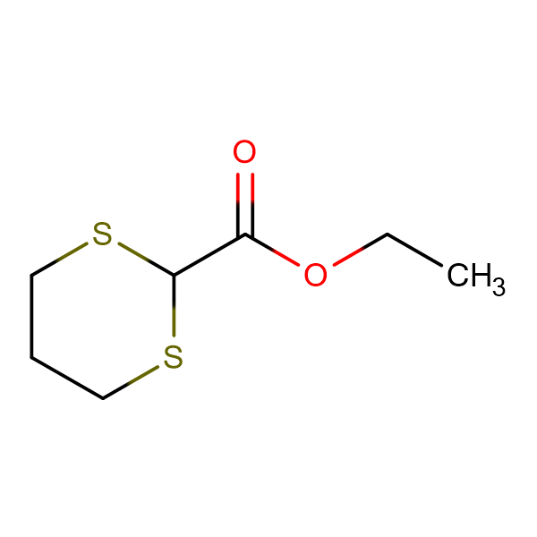 Ethyl 1,3-dithiane-2-carboxylate