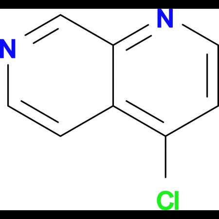 4-Chloro-1,7-naphthyridine