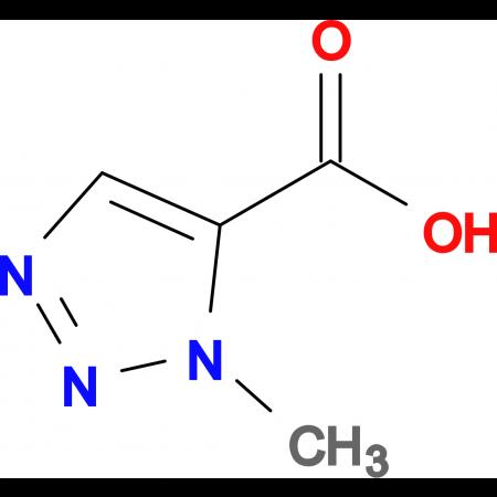1-Methyl-1H-1,2,3-triazole-5-carboxylic acid