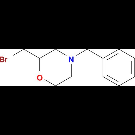 4-Benzyl-2-(bromomethyl)morpholine
