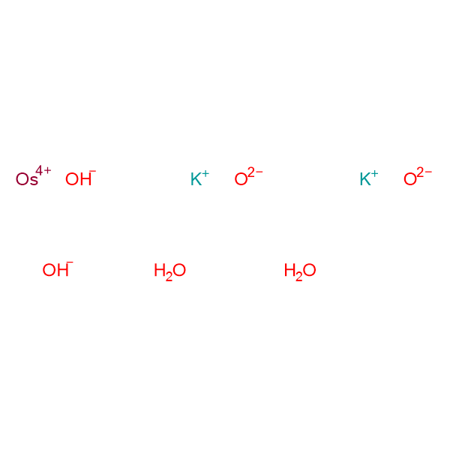 Potassium dioxidodioxoosmium dihydrate