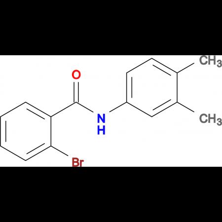 2-Bromo-N-(3,4-dimethylphenyl)benzamide