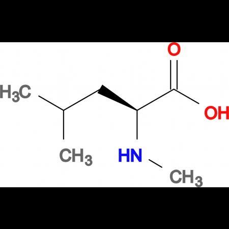 (S)-4-Methyl-2-(methylamino)pentanoic acid