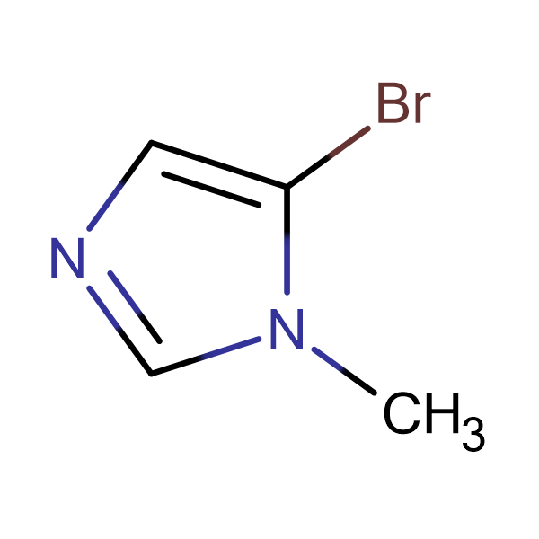 5-Bromo-1-methyl-1H-imidazole