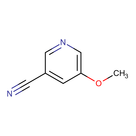 5-Methoxynicotinonitrile
