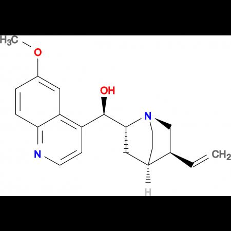 (R)-(6-Methoxyquinolin-4-yl)((1R,2R,4R,5S)-5-vinylquinuclidin-2-yl)methanol