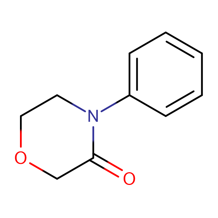 4-Phenylmorpholin-3-one