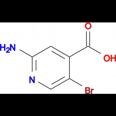 2-Amino-5-bromoisonicotinic acid