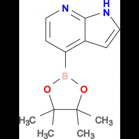 4-(4,4,5,5-Tetramethyl-1,3,2-dioxaborolan-2-yl)-1H-pyrrolo[2,3-b]pyridine