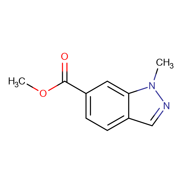 Methyl 1-methyl-1H-indazole-6-carboxylate