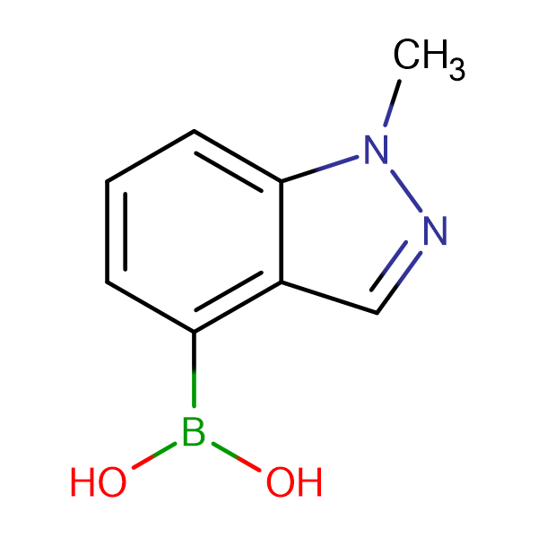 (1-Methyl-1H-indazol-4-yl)boronic acid