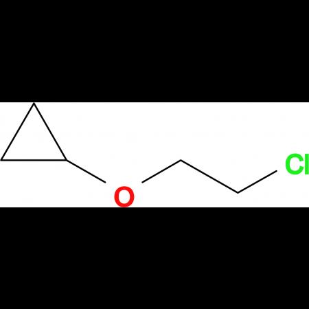 (2-Chloroethoxy)cyclopropane
