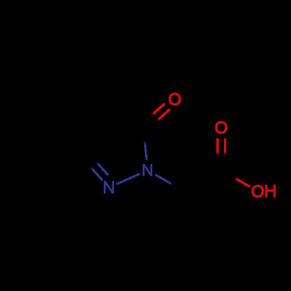 2-(3-Methyl-5-oxo-4,5-dihydro-1H-pyrazol-1-yl)acetic acid