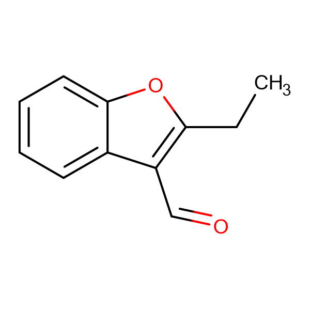 2-Ethylbenzofuran-3-carbaldehyde